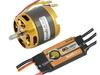 Elektro-Motoren+ Regler+ Sets