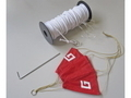 Hochstarthacken + Seil
