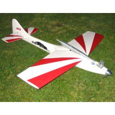 Speedmodell Cobra - 122cm Spw.