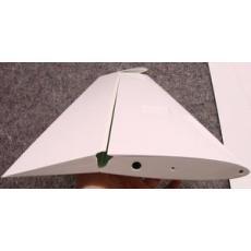Salto H-101 M: 1:2 - GFK- V- Leitwerk