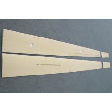 Salto H-101: Flächenpaar 390/440cm