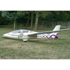 FOX  M 1:2,25 -  622cm Spw.