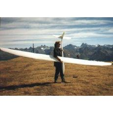 Supra 4000,  Spannweite 400cm