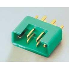 MPX-Stecker -- Original - grün