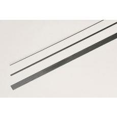 CFK - Vierkantstab -- 2 x 0,4 mm