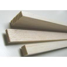 Balsaholzleisten -- 4 x 6 mm