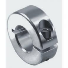 Alu-Klemmring für Radachsen -- 2 mm
