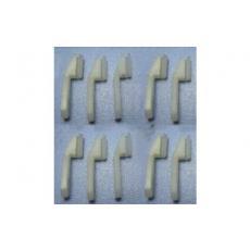 Sicher.clips-Gabelk. D 2 x 8 x 23mm