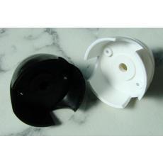 Kunststoffspinner 3-Blatt, weiß  50mm