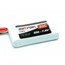 Extron Lipo X2 -- 7,4V  --- 350 mAh
