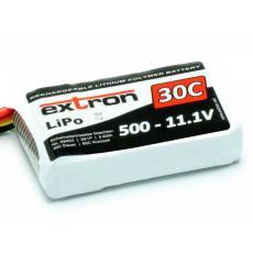 Extron Lipo X2 -- 11,1V  --- 500 mAh