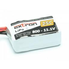 Extron Lipo X2 -- 11,1V  --- 800 mAh