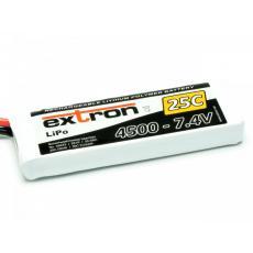 Extron Lipo X2 -- 7,4V  --- 4500 mAh