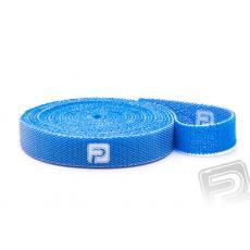 Klettband, hellblau -- 10 x 2000 mm