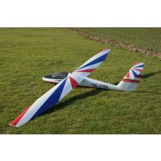 Pilatus B-4  M 1:3  - 500cm Spw.