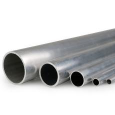 Aluminiumrohr -- 19 ,0 / 17,0  mm