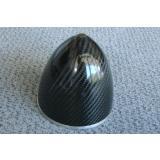CFK-Spinner 114mm ---länge 106mm