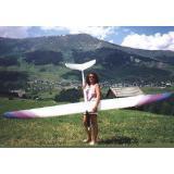 Maxima,  Spannweite 370cm